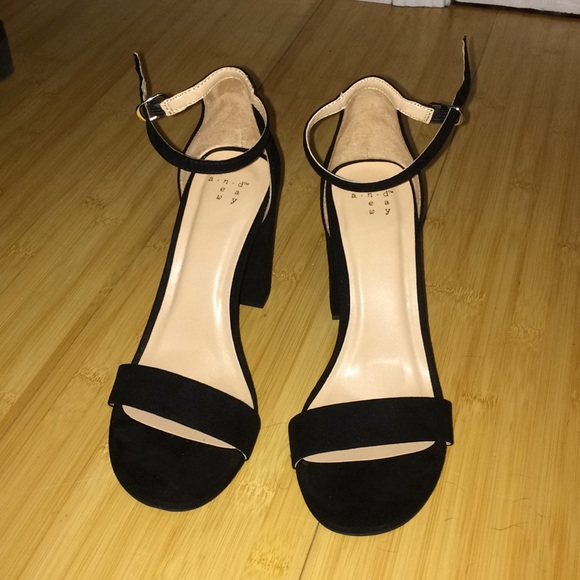 1b6dcdf8b48 a new day Shoes - Black heels by A New Day